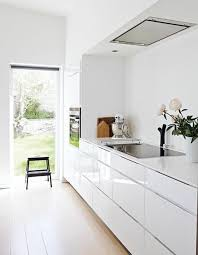cuisine blanche mur couleur peinture cuisine 66 idées fantastiques