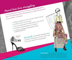 Designing by The Fashion Sketchpad 420 Figure Templates For Designing Looks