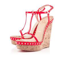 christian louboutin zigounette 140mm sandals blue women sandals