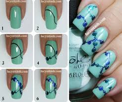 acrylic nails tutorial for beginners easy nail art