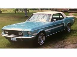 gto mustang 1968 ford mustang gt for sale on classiccars com 15 available