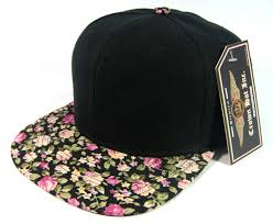 floral snapback wholesale floral blank snapback hats plain caps rectangular