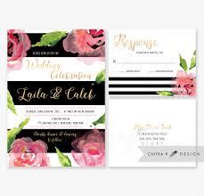 black and white striped wedding invitations black white stripe wedding invitation rsvp postcard