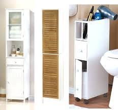 Narrow Bathroom Floor Cabinet Narrow White Bathroom Cabinet Narrow Bathroom Floor Cabinet Aeroapp