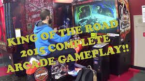 motor harley davidson cycles king of the road sega complete arcade