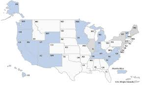united states map with names of states and capitals directorate of cooperative and state programs state plans