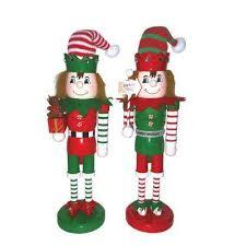santa u0027s workshop indoor christmas decorations christmas