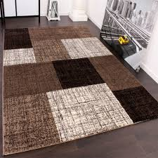 designer teppich designer teppich braun meliert design teppiche
