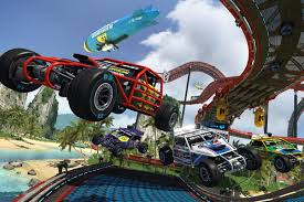 monster truck racing games free download for pc trackmania turbo top tips for pc ps4 xbox one