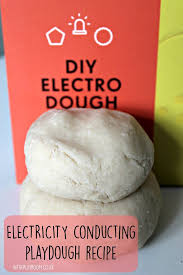 electricit cuisine electric play dough in the playroom