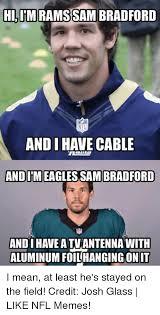 Meme Sam - sam bradford memes 100 images nfl memes on twitter sam bradford
