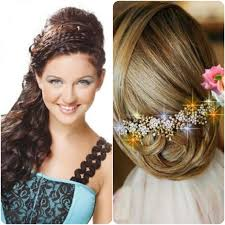 Stylish Hairstyles For Girls by Cool Hairstyles For A Party Fade Haircut