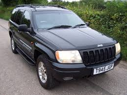 used 1999 jeep grand cherokee limited for sale in cumbria