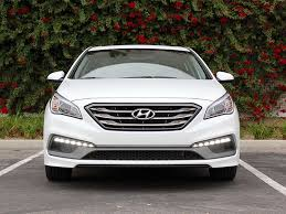 hyundai sonata 2005 gas mileage 2017 hyundai sonata sport road test and review autobytel com