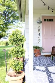 decorations 29 pretty front door flower pots that will add