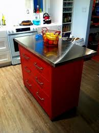 Red Ikea Kitchen - kitchen room fancy ikea kitchen island hack with floor ideas