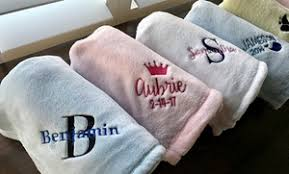 personalized wedding blankets custom blankets groupon