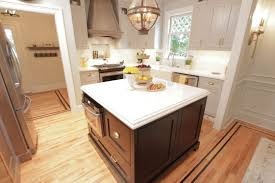 property brothers kitchens kitchen after removing a wall between