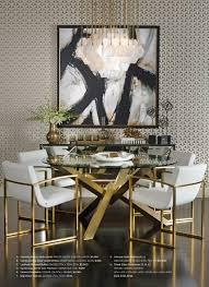 high fashion home decor high fashion home catalog summer 2015 page 76 77 mid century
