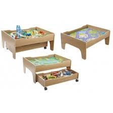 wooden train set table wooden train set with table and 2 drawers kidkraft train table
