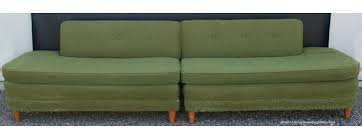 Flexsteel Sectional Sofa Before After Funky 50s Flexsteel Sectional Sofa Upholstery