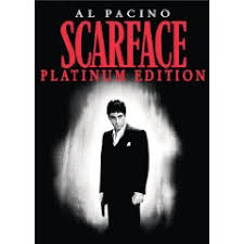 Scarface Bedroom Set Black U0026 White U2013 Al Pacino As Tony Montana In Scarface Queen Size