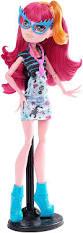 I Love Gigi Baby Clothing Amazon Com Monster High Geek Shriek Gigi Grant Doll Toys U0026 Games
