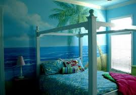 Home Design Beach Theme Beach Themed Girls Bedroom Top Home Design With Beach Themed