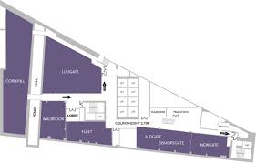 venue floorplans america square conference centre in city of london