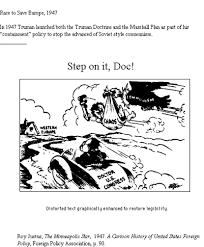 Iron Curtain Political Cartoons The Year 1946 U0026 The Cold War