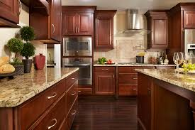 cherry kitchen ideas breathtaking cherry kitchen design awesome cabinet ideas enchanting