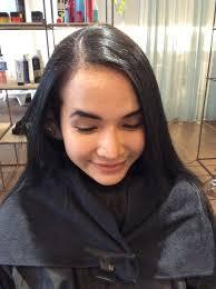 best chemical hair straightener 2015 permanent japanese hair straightening blu creativity hair salon