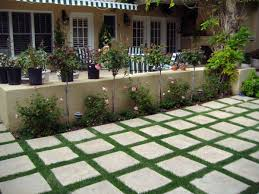 san diego landscaping ideas interplanted landscape tile