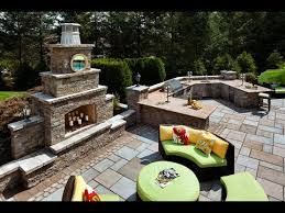 Outdoor Patio Fireplaces Outdoor Patio Fireplace Ideas Designs For Backyard 2017 Youtube