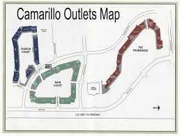 Orlando Premium Outlets Map by Cabazon Outlet Map My Blog