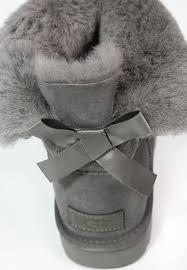 ugg sale near me ugg boots black ugg mini bailey bow ii boots grey