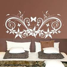 stickers muraux chambre sticker mural tete de lit stickers tete de lit cage a oiseaux