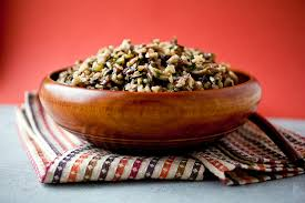 quinoa thanksgiving stuffing wild rice and quinoa stuffing recipe nyt cooking