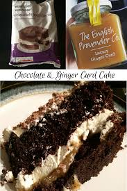 recipe lazy chocolate u0026 ginger curd cake poppyd com