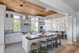 beach house kitchen design beach kitchen design white washed beach house kitchen modern