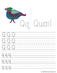 qq for quail woo jr kids activities