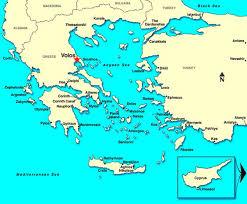 volos map volos greece map volos greece