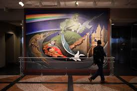 Denver Airport Murals Conspiracy Theory by A Guide To 5 Of Denver U0027s Most Notable Murals Denverfans Co