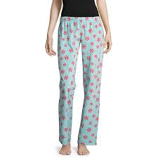 pattern pajama pants flirtitude fleece pattern pajama pants juniors jcpenney