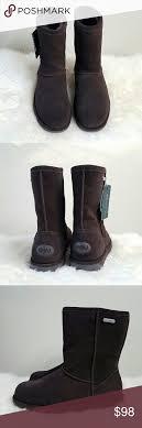 s waterproof winter boots australia emu australia s waterproof winter boots nwt emu patterson lo