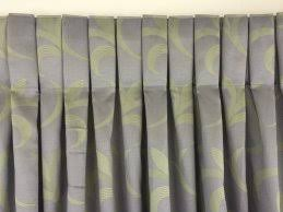 Window Box Curtains Inverted Pinch Pleat Curtains Window Treatments Pinterest