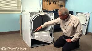 Clothes Dryer Vent Parts Dryer Repair Replacing The Lint Duct Assembly Whirlpool Part