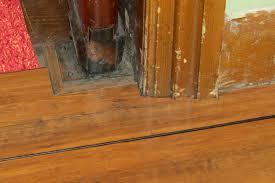 Laminate Flooring Door Frame Floored Pamela Stead Jones