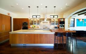 l a kitchen follows rules of contemporary kitchen design to a t