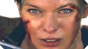 resident evil the final chapter 2017 wallpapers resident evil 6 the final chapter teaser trailers milla
